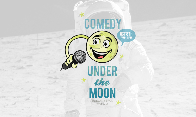 Comedy Under The Moon