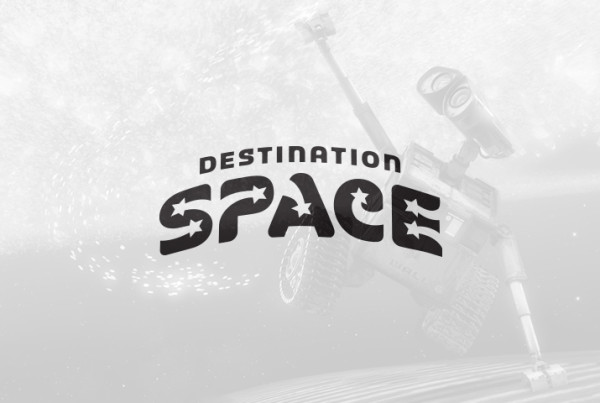 Destination Space Logo